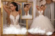 НОВОЕ вадебное платье