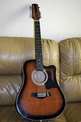 12-струнная гитара Hora W12205 CTW