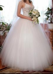 Свадебное платье Хрусталь